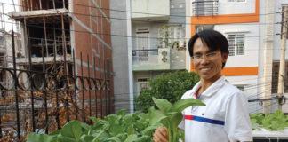 bán thiết bị trồng rau thủy canh