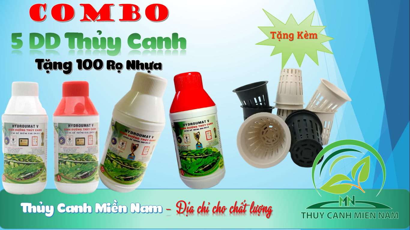 dung dịch thủy canh